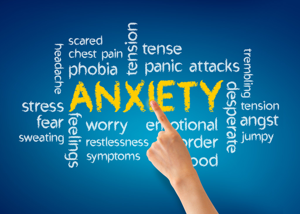 the sings symptoms and treatment for general anxiety disorder High functioning anxiety might not be a real medical disorder, but it is something that many people identify with find out the signs and symptoms you.